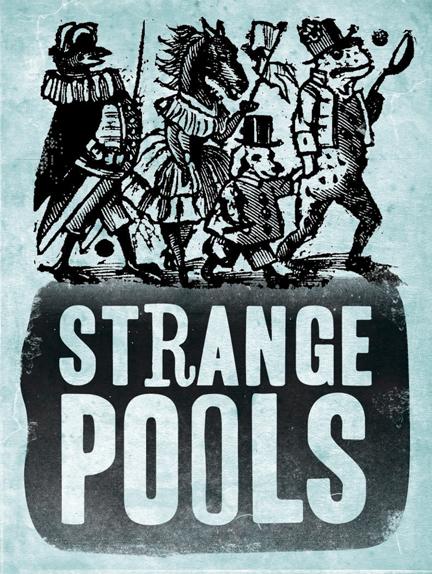Strange Pools Logo